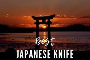 Best Japanese Knife