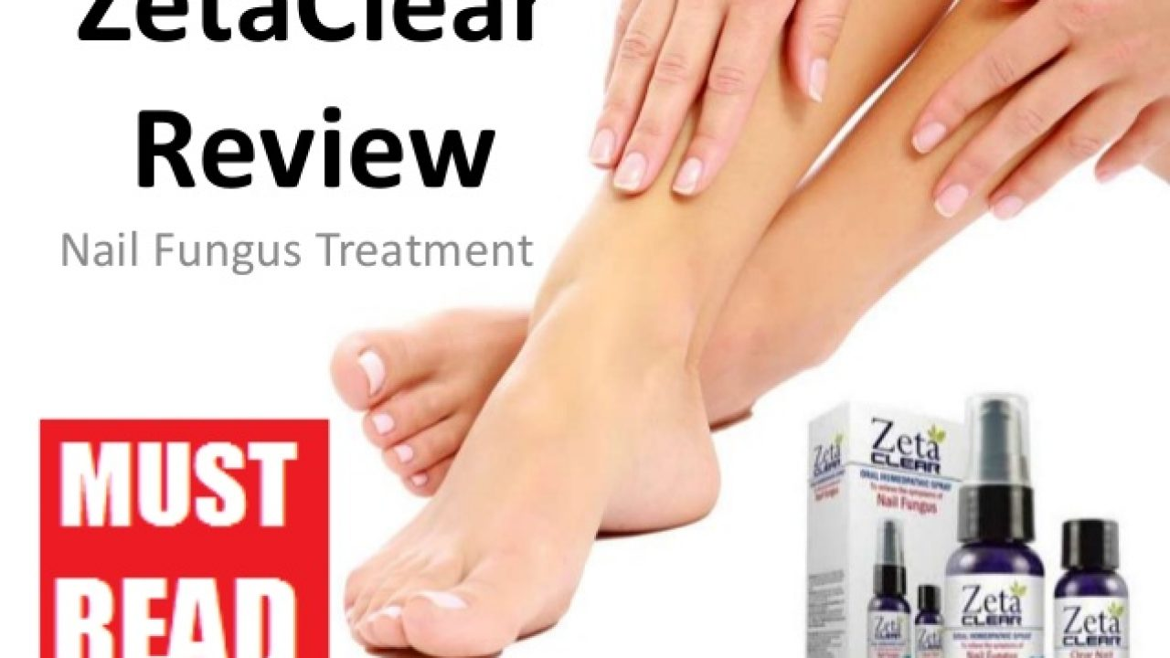 Zetaclear Review Toenail And Fingernail Fungus Treatment