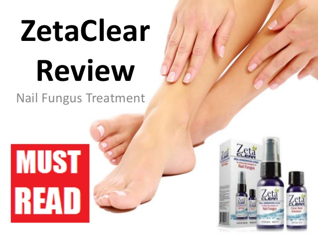 ZetaClear Review - Toenail and Fingernail Fungus Treatment