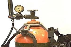 welding gas cylinder