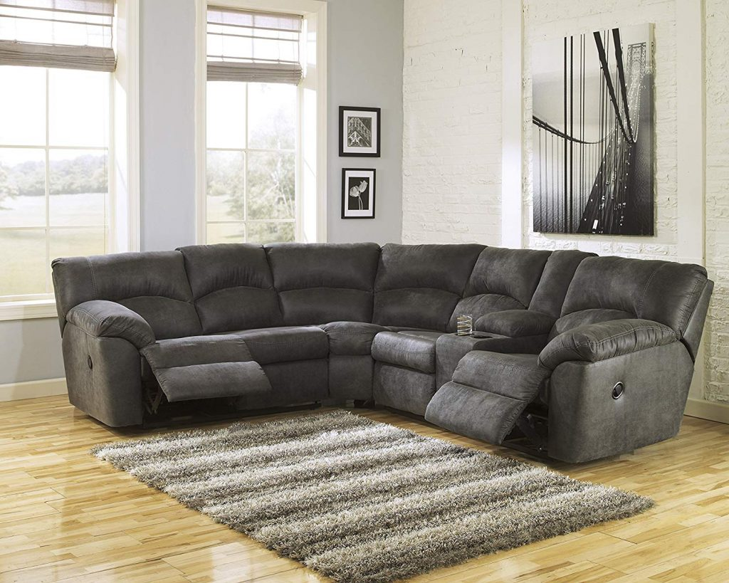 Ashley Tambo Reclining Sectional