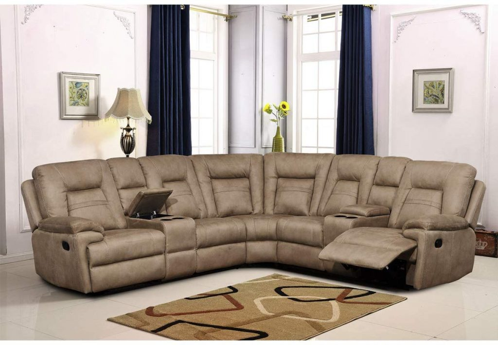 Best Sectional Sofas With Recliners - Top 50 Sofa list