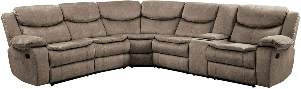 Homelegance Reclining Sectional Sofa
