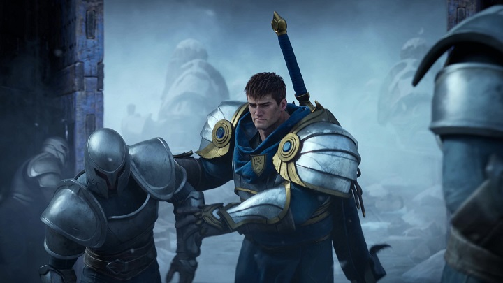 Garen Animated Wallpaper - League of Legends 2020