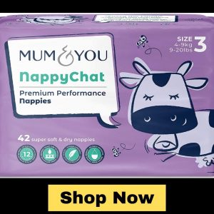 Mum & You Nappychat Premium Performance Eco Diapers