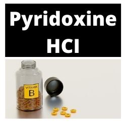 Pyridoxine HCI